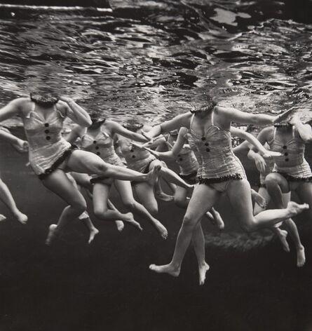 Philippe Halsman, 'Aquacade', 1953
