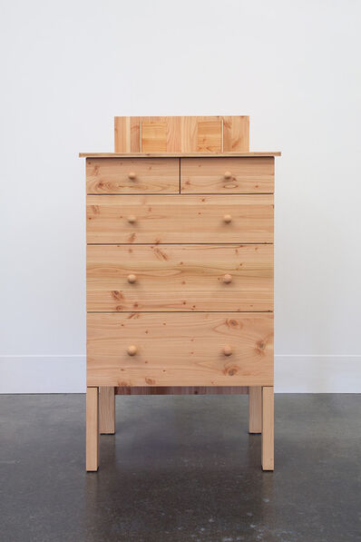 Roy McMakin, 'A Chest of Drawers', 1987/2014