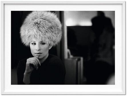 Lawrence Schiller, 'Barbra Streisand, Art Edition B by Lawrence Schiller', 1969