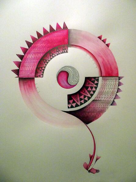 Liam Te Nahu, 'Mangopare #3', 2013