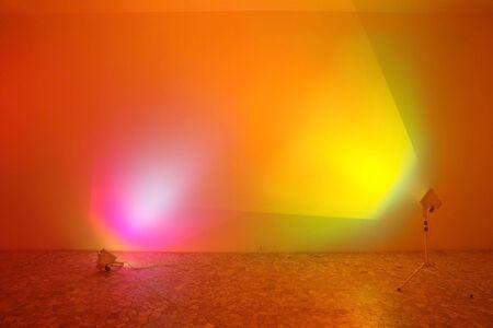 Ann Veronica Janssens, 'Orange Sea Blue', 2005