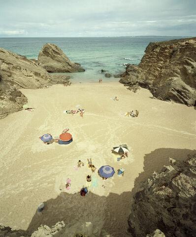 Christian Chaize, 'Praia Piquinia 19-08-06 09h22', 2006