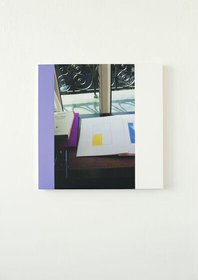 Ian Wallace, 'Abstract Composition (Hotel de Nice, Paris) I', 2015