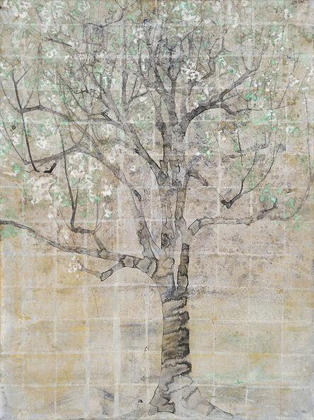 Makoto Fujimura, 'Ki - Seki - Life', 2015