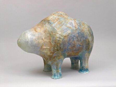 Shari Mendelson, 'Large Blue Beast ', 2015