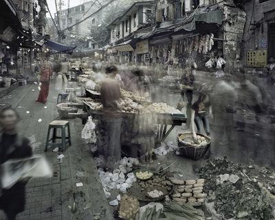 Qin Wen, '故城系列之叫花子街 Old City - Jiaohuazi Street', 2011
