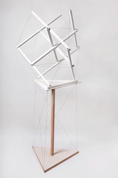 Karl Ioganson, 'Spatial Construction', 1921