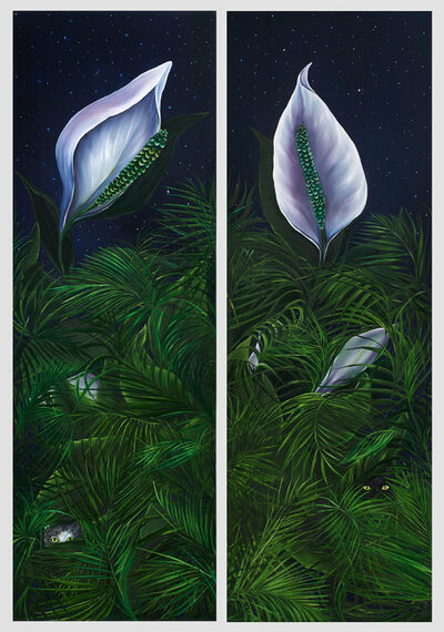 Allison Green, 'Peace Keepers', 2017