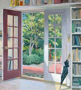 Richard Kirk Mills, 'Studio Door', 2015
