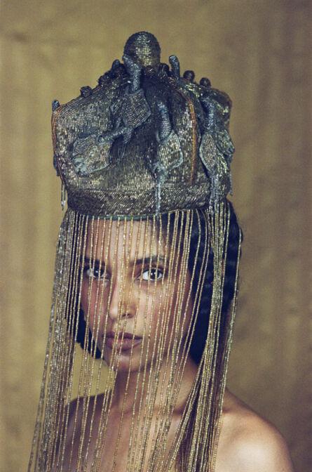 Delphine Diallo, 'OSHUN YORUBA CROWN', 2020