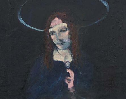 Blair Mclaughlin, 'Madonna and the Holy Trinity', 2017
