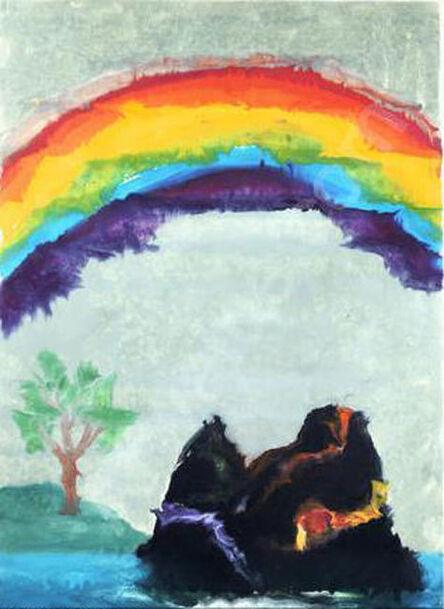 Ken Kiff, 'Rainbow', 1989