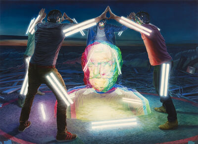 Jean-Pierre Roy, 'A Chorus', 2015