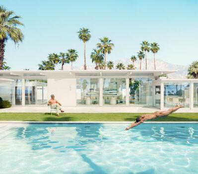 Dean West, 'Palm Springs # 4', 2018