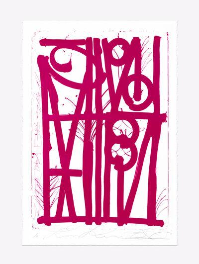 RETNA, 'Ludavico & Ludavica (Pink Edition)', 2018