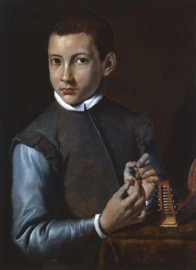 Agostino Carracci, 'Portrait of a Boy', about 1590
