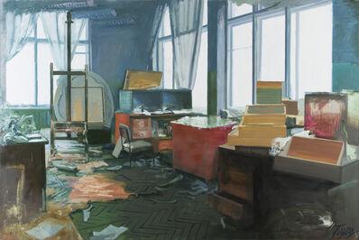 Vitaly Pushnitsky, 'Studio. Waiting. #11.', 2017