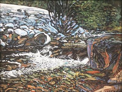 Shonto Begay, 'Alpine Brook Meditation', 2015