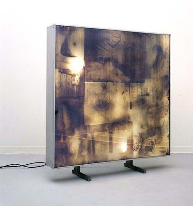 Robert Rauschenberg, 'Audition (Carnal Clock)', 1969