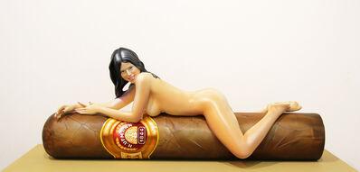 Mel Ramos, 'Have a havana', 2006