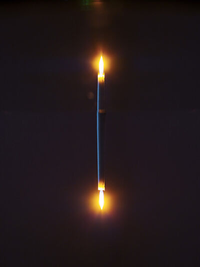 Peter Funch, 'Burning Candle', 2013