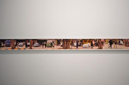 Farida Batool, 'Kahani Eik Shehr Ki (story of a city)', 2012