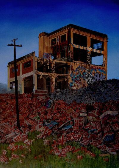 Jessica Hess, 'Demolition Night', 2011