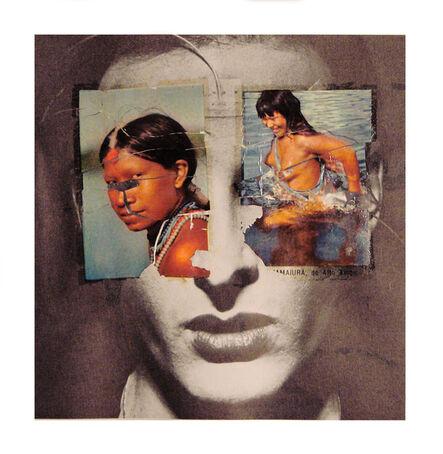 Anna Bella Geiger, 'História do Brasil – Little Boys and Girls', 1975