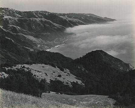 Edward Weston, 'The Big Sur', 1945