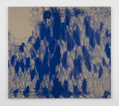 Addie Wagenknecht, 'self portrait - snow on cedar (winter)', 2017