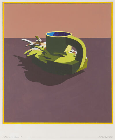 Ken Price, 'Rock Cup', 1970