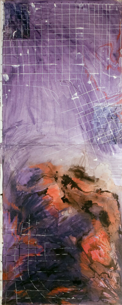Madeleine Brehm Boucher, 'Map (Oil Spill)', 2010-2012