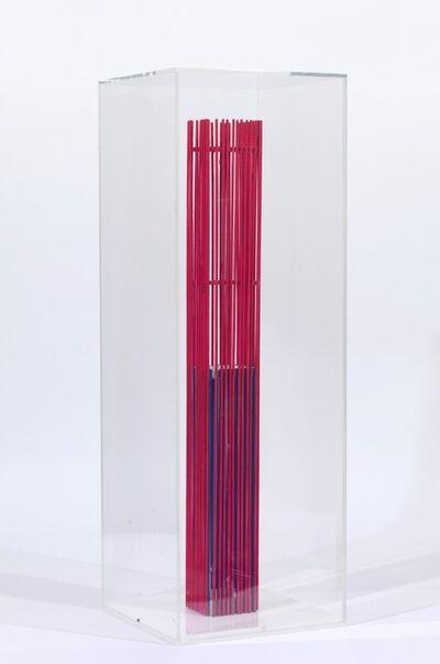 Stephen Antonakos, 'Model for column', 1967