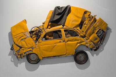 Ron Arad, 'Pressed Flower Yellow', 2013