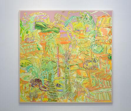 Dennis Congdon, 'Maenads', 2017