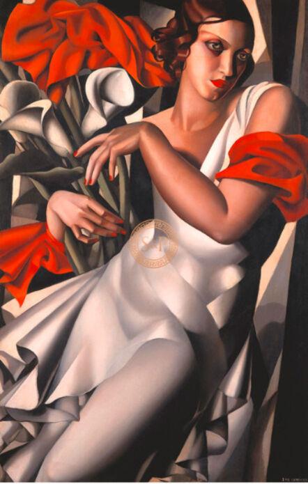 Tamara de Lempicka, 'Portrait of Ira Perrot', 1930