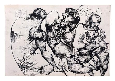 Evgeny Chubarov, 'Untitled', 1987