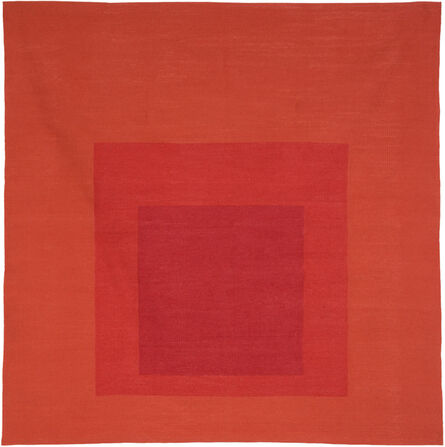 Josef Albers, 'Homage to the Square Tapestry', 2018