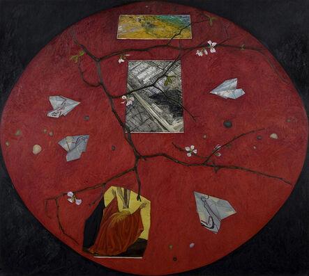Regina Granne, 'Red Table II', 2004