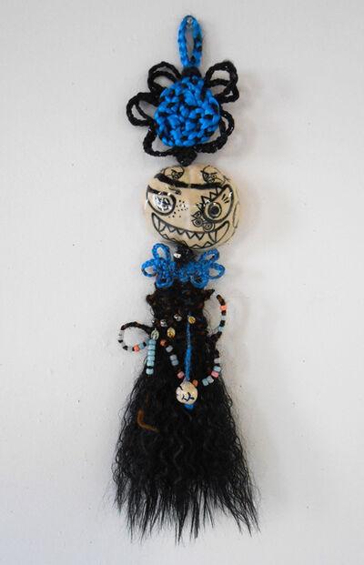 Jiha Moon, 'Blue Maria (from the Norigae series)', 2014
