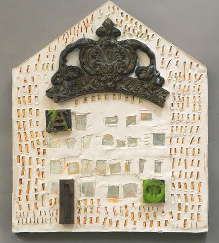 Nancy Ferro, 'HER HOME BECAME HER CASTLE', 202o