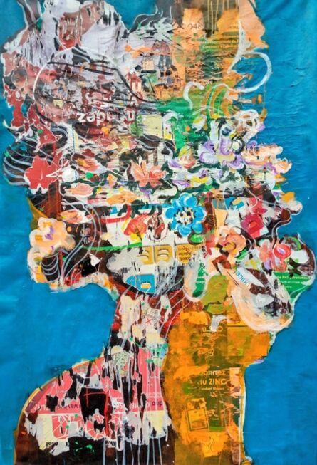 Bouvy Enkobo, 'Sans Titre', 2020