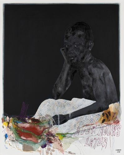 Kudzanai Chiurai, 'A few hours later', 2020