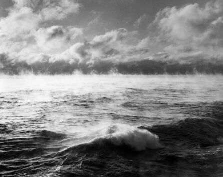 Alexandra de Steiguer, 'Sea Smoke and Wave', 2003