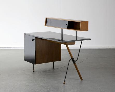 Greta Magnusson Grossman, 'Desk with pencil box', 1952