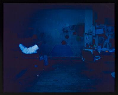 Kerry James Marshall, 'Black Artist (Studio View)', 2002