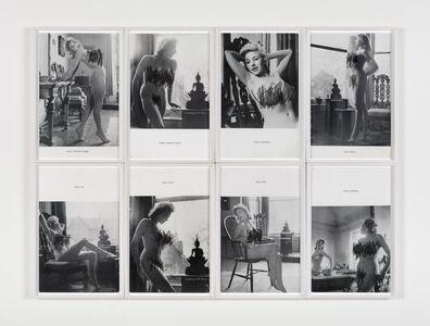 Joachim Schmid, 'The Artist's Model', 2016
