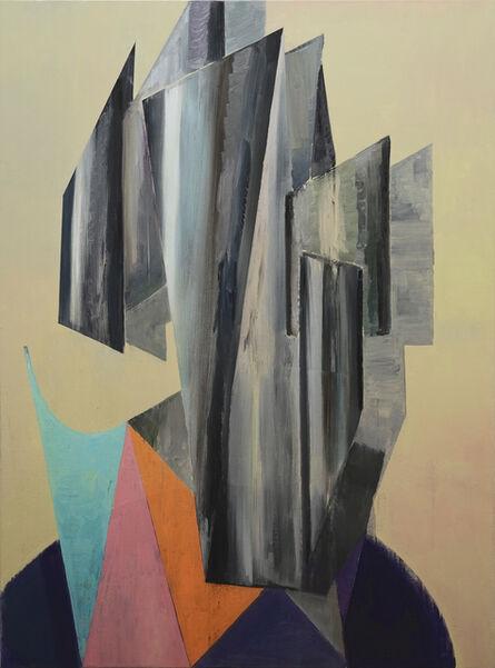 Genti Korini, 'Portrait nr.3', 2016