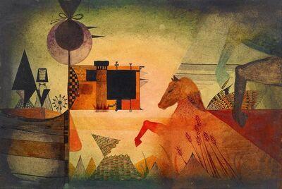 Antoni Tàpies, 'Untitled', 1951