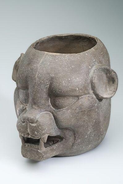 'Pot zoomorphe (Zoomorphic pot)', 600-900 AD